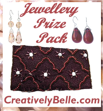 Click here for the Creatively Belle Jewellery Competition
