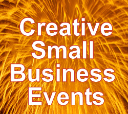 Small Business events focusing on social media, business development and inspiration