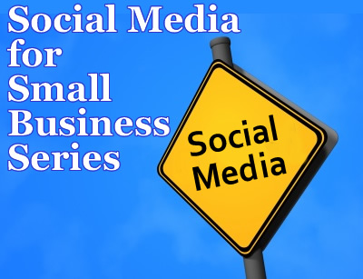 Social media for small business events