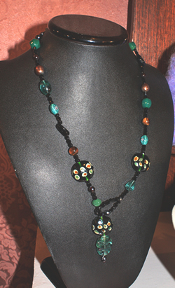 Loop Lariat by Creatively Belle at The Rocks Pop Up Project