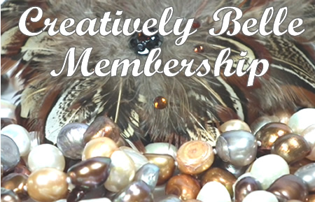 Join the Creatively Belle online community