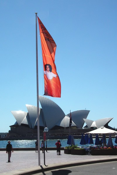 Oprah and the Opera House