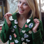Having fun with the Creatively Belle brooch collection
