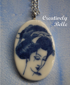 Contemplating the effects of colour - the Geisha Cameo