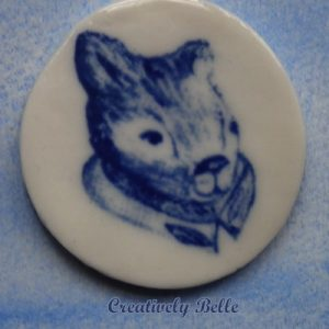 Lord Tasman of the Gum Leaf Order Brooch - a very handsome wombat