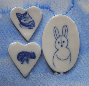 Lord Tasman, Maria and Bunny