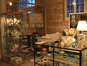 Creatively Belle Pop Up Project shop at the Rocks