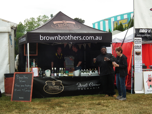 creatively-belle-tasmanian-craft-fair-brown-brothers-tasmania-trip
