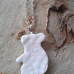 Made in Sydney Koala necklace by Creatively Belle at The Rocks Markets